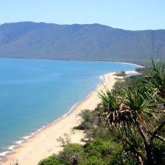 Scenic view enroute to Daintree Rainforest day tour