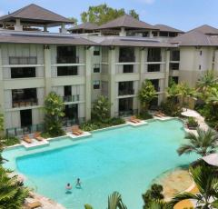 Palm Cove holiday apartments resort swimming pools | Sea Temple Palm Cove Private Apartments