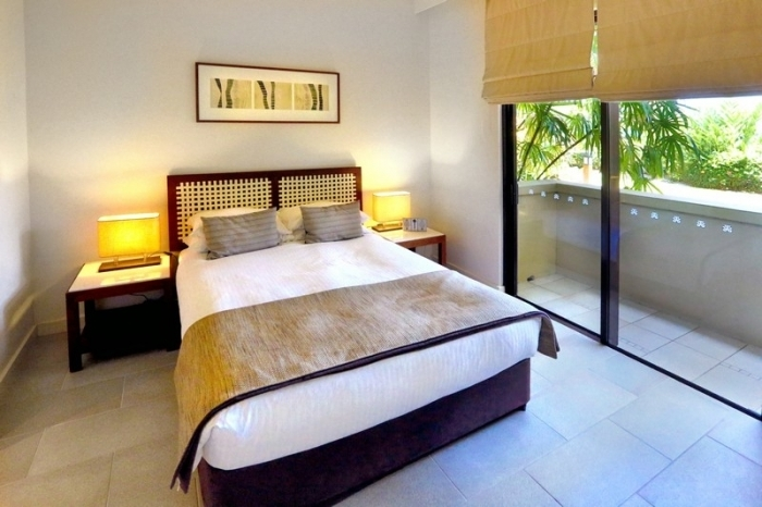 Sea Temple Palm Cove Swimout Bedroom