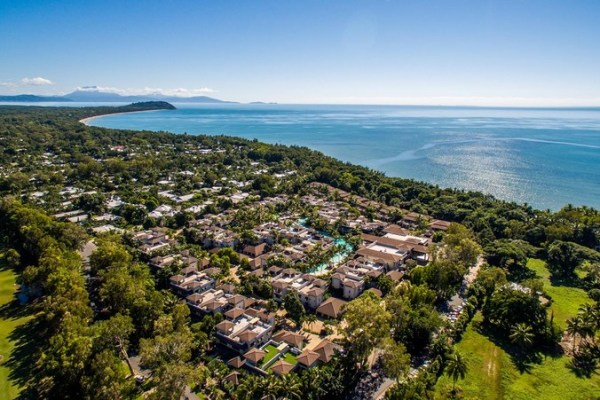 Sea Temple Resort and Spa Port Douglas | Port Douglas Resort 5 Star