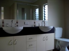 Second Bathroom - Palm Cove Holiday House