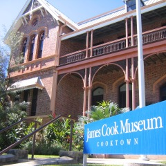 Cooktown Wanderer 4WD Tour | James Cook Museum