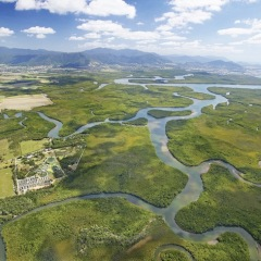 See the river systems in Cairns and Port Douglas on your helicopter flight