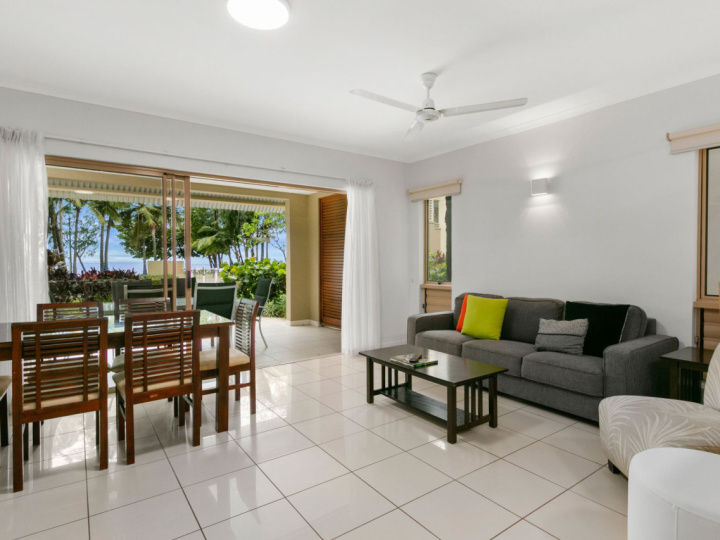 Self Contained Beachfront Holiday Apartments available at Amphora Private Apartments Palm Cove | Palm Cove Beach Accommodation