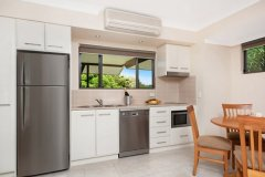 Self Contained Kitchen - One Bedroom Apartments