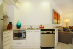 Self Contained Kitchen in Apartments