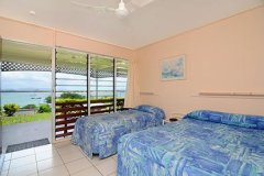 Semi Self Contained Motel Rooms - Seaview Motel Cooktown