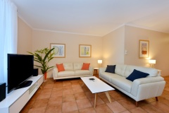 Palm Cove Apartments - Senna Living Area| Beachfront Apartment Palm Cove