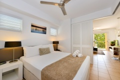 Separate Bedroom Area - Port Douglas Adult Only Apartments