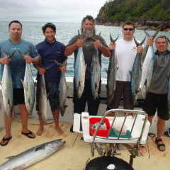 Private Fishing Charter From Cairns Tropical North Queensland Australia | Perfect For Small Groups