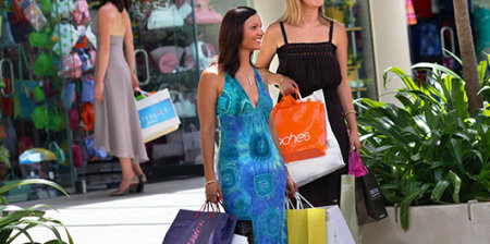 Shopping in Cairns