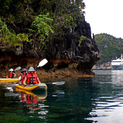 Shore Excursion | Kayak Tour | Tufi Fjords