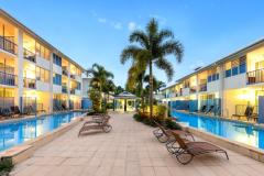 Silkari Lagoons Port Douglas Hotel and Apartment style accommodation