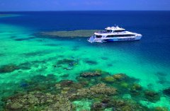 Silversonic Reef Tour on The Great Barrier Reef