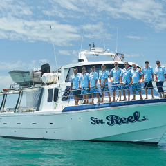 Sir Reel Fishing Vessel Cairns Fishing Charter