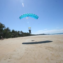 Skydive and Land on beautiful Mission Beach