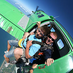 Skydiving Far North Queensland