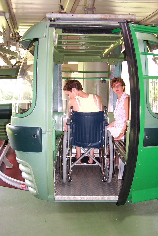 Skyrail Rainforest Cableway - Wheelchair Accessible
