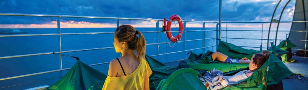 Sleep on the Reef | 2 Day 1 Night Adventure | Sleep on a floating pontoon | Cairns