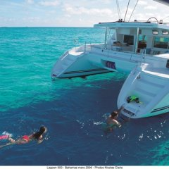 Small group luxury catamaran reef tour to Low Isles on Australia's Great Barrier Reef