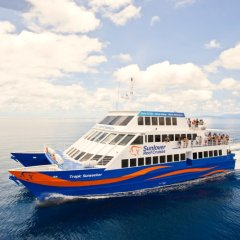 Great Barrier Reef Tour Catamaran