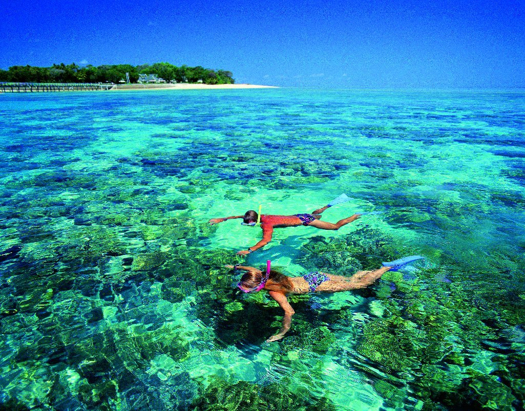 Green Island Tours From Port Douglas