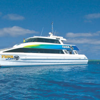 Our Small Group Great Barrier Reef Boat |Snorkel & Dive trips Cairns