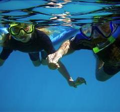 Great Barrier Reef Tour,  Snorkel tours on your private charter boat on the Great Barrier Reef in Australia