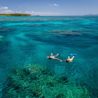 Snorkelling at Green Island Resort | Great Barrier Reef Island Luxury Resort