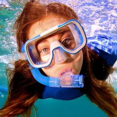 Snorkelling the Great Barrier Reef in Australia