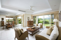 Spacious 2, 3 & 4 Bedroom Villas at Pardise Links Resort Port Douglas