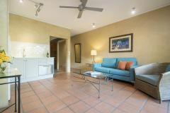 Spacious Apartment Lounge - Villa San Michele Apartments Port Douglas