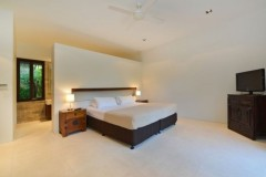 Spacious bedrooms in your luxury Port Douglas holiday home