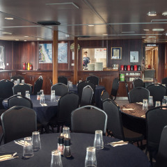 Spacious Dining Area | Great Barrier Reef Liveaboard Trips