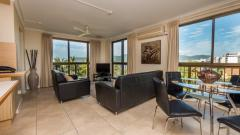 Cairns accommodation - Spacious Holiday Apartments - overlooking Cairns Esplanade
