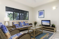 Port Douglas Resort Spacious living areas