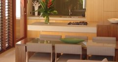 Spacious Living Areas in all of the holiday houses in Port Douglas