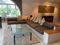 Spacious Lounge Room on the top floor at Alamanda Palm Cove Private Apartment