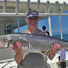 Tropical North Queensland Reef Fishing | Full Day Charter Boat | Spanish Mackerel