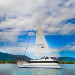 Enjoy a private charter lunch cruise in Cairns