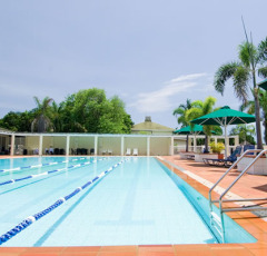 Sports Centre with Lap Pool - Fees apply