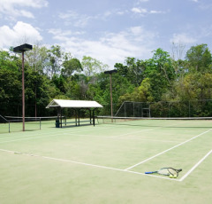 Sports Centre with Tennis - fees apply