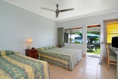 Standard Motel Rooms Seaview Motel Cooktown