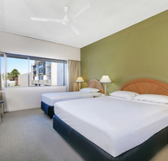 Cairns Hotel - Standard Rooms - Ibis Styles Cairns