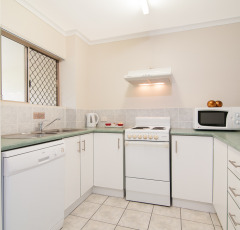 Standard Two Bedroom Kitchen - Port Douglas Sands Resort
