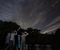 Star Gazing at Thala Beach Lodge Port Douglas
