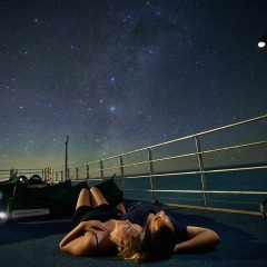 Star Gazing On The Reef