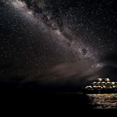 Starry Starry Night On The Reef | Sleep On The Great Barrier Reef
