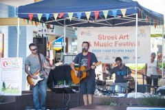 Street Art & Music Festival at Carnivale 2015