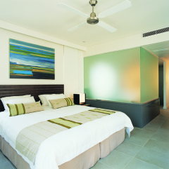Sea Temple Studio Spa Rooms